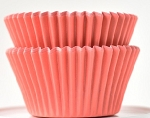Coral Standard Cupcake Liners 30 Count