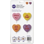 Wilton Sweet Heart Chocolate Mold