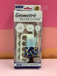 Geometric Multi Cutter Hexagon 3pcs Set