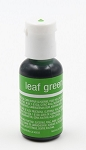 Chefmaster Liqua Gel 0.70oz : Leaf Green