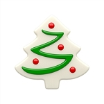 Spinning Leaf Cookie Mold 4 Cavity  : Christmas Tree