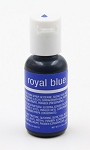 Chefmaster Liqua Gel 0.70oz : Royal Blue