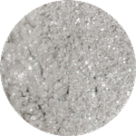 Silver Pearl Luster Dust