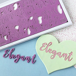 Sweet Stamp Elegant Upper & Lower Set