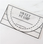 Sweet Stamp Large Pick Up Pad
