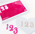 Sweet Stamp Sweet Sticks Number & Symbols
