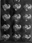 Small Cornucopia Chocolate Mold