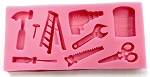 Tools Assortment Silicone Mold