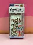 Geometric Multi Cutter Triangle 3pcs Set