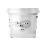 Cake Craft Buttercream Icing White 4.5 LB