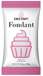 White Cake Craft Fondant 8.8oz