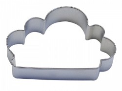 "4"" Cloud Cookie Cutter"
