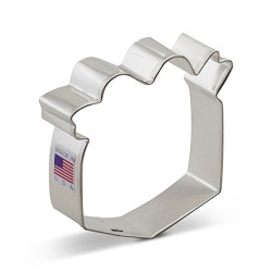 Gift Box Cookie Cutter 3""