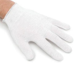 White Cotton Glove (1 Pair)