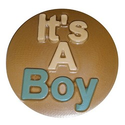 It's A Boy Cookie Mold