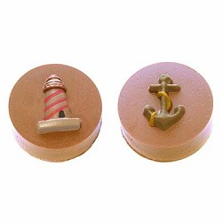 Anchor/ Lighthouse Cookie Mold