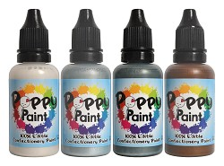 Poppy Paint Pearlescents