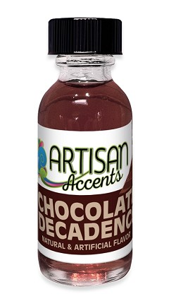 Artisan Accents Chocolate Decadence 1oz Flavor