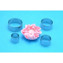Briar Rose Flow Petal Cutter Set 4