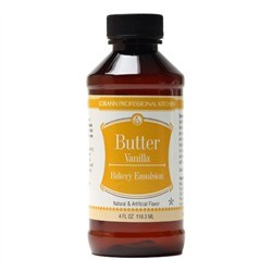 Butter Vanilla Bakery Emulsion