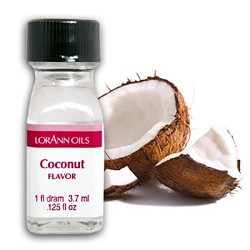 Coconut  Super Strength Flavor Dram