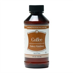 Coffee Flavor, Natural Bakery Emulsion