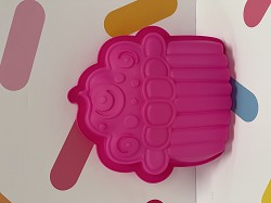 Cupcake Breakable Silicone Mold