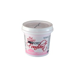 Fat Daddio's Fondant Light Pink 8oz