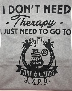 """Therapy"" T- Shirt"