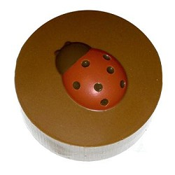 Lady Bug Cookie Mold