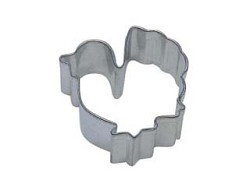 Mini Gobble Turkey Cookie Cutter 1 3/4""