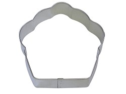 Muffin/Cupcake Cookie Cutter  3.5""