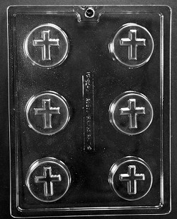 Cross Cookie Mold