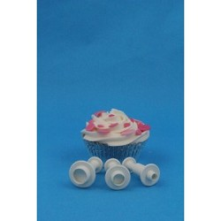 PME Mini Round Shape Plunger Set