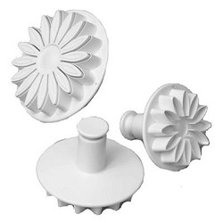 PME Sunflower Plunger/ Cutter Set
