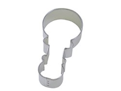 4 Inch Baby Rattle Cookie Cutter