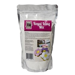 Confectionery Arts- Royal Icing Mix 16oz