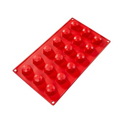 Silicone Bakeware Diamond/Jewels 0.68oz