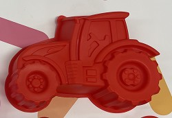 Tractor Breakable Silicone Mold